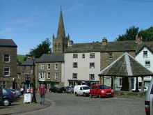 Alston, Cumberland © Carl Bendelow